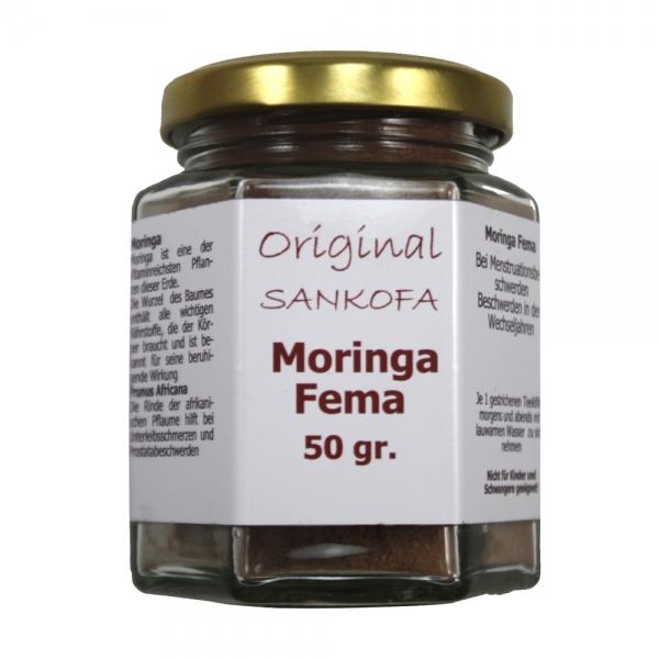 Moringa Fema Wurzelpulver Nahrungsergänzung 50gr