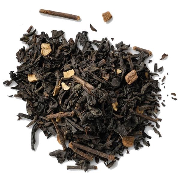 Schwarzer Tee mit indischem Chai als Teemischung