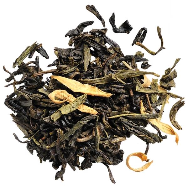 Grüner Tee mit Kaktusfeige als Teemischung