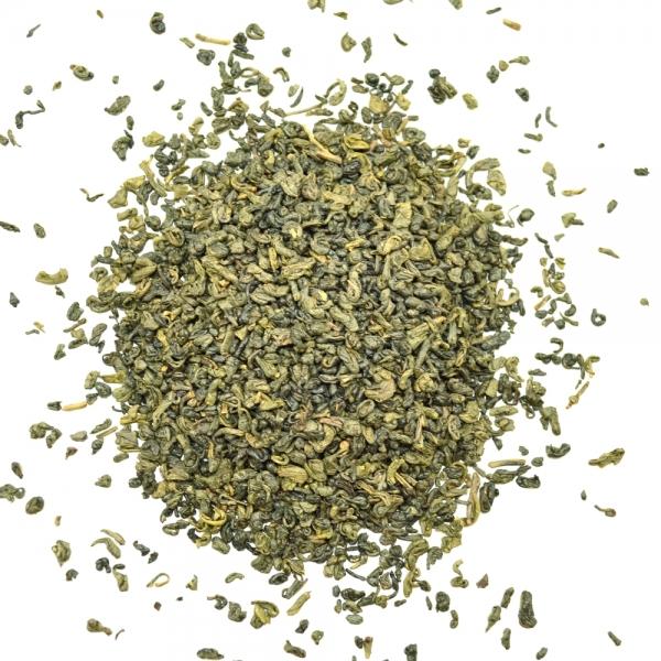 Grüner Tee Gunpowder Pinyin zhu cha der Perlen-Tee aus China