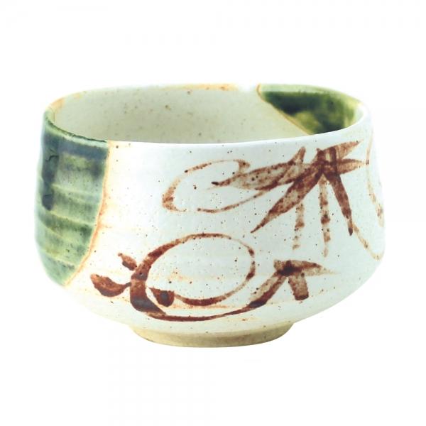 Matcha Schale Handarbeit aus Japan