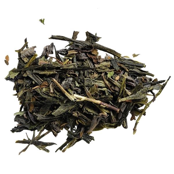 Bio Grüner Tee Marokko Minze aus Marokko mit Nana-Minze