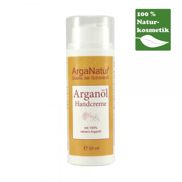 ArgaNatur Arganöl Handcreme 50ml