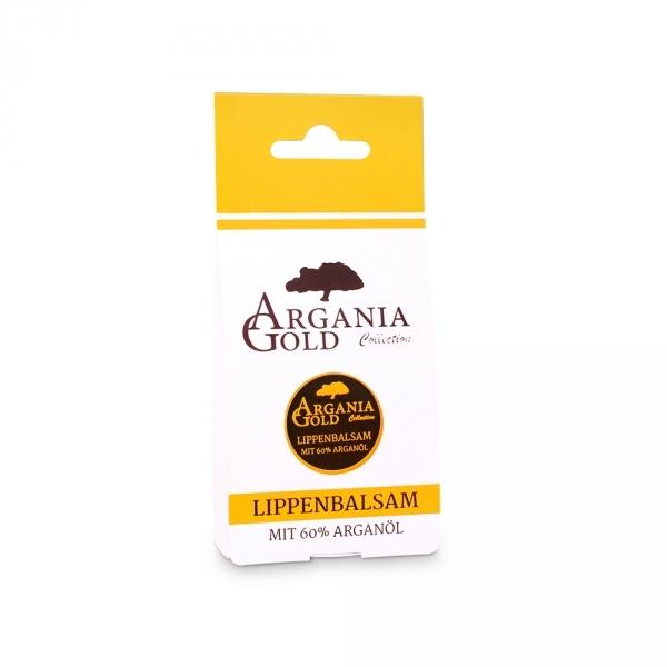Argania Gold Lippenbalsam 9gr aus Arganöl