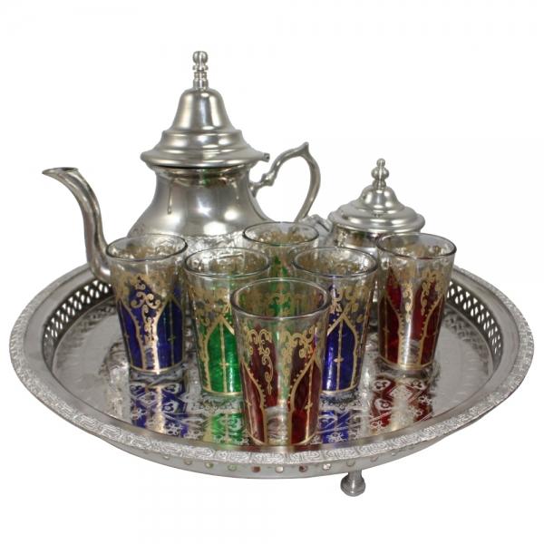 Orient Tee Service Amira aus 1001 Nacht 9-teilig