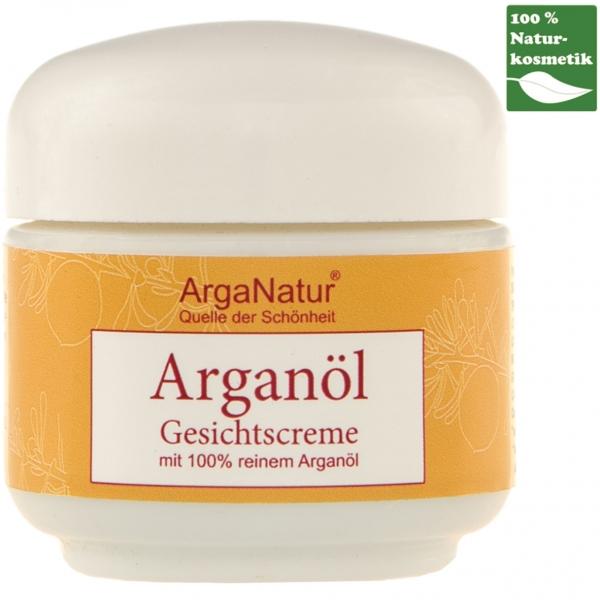 Arganöl Gesichtscreme von ArgaNatur 50ml