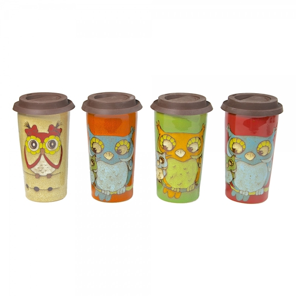 Doppelwandiger Kaffeebecher Kaffee-2-Go