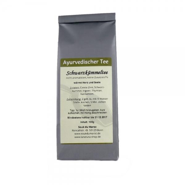 Schwarzkümmel Tee