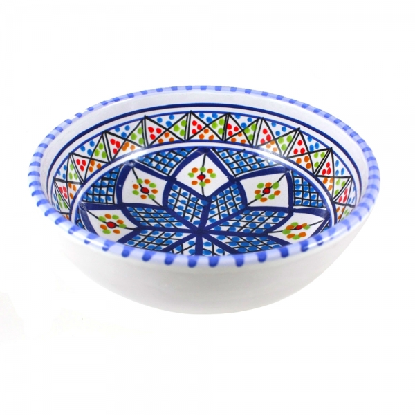 Keramik Schale orientalisch Mut Azraq