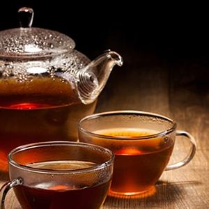 Rooibos Tee mit Dattel Karamel