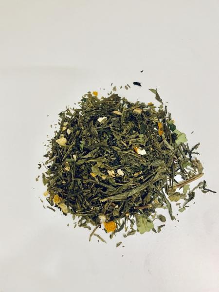 Bio Grüner Tee Ingwer Zitrone in bester Qualität