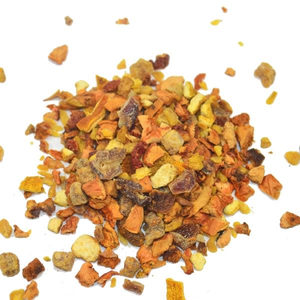 Bio Früchtetee Vitamin-Bombe mit Freigen Mandarinen und vielen Vitaminen