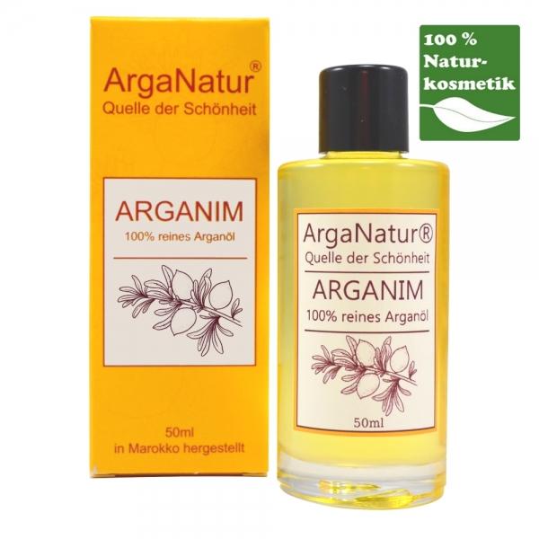 Arganöl Kosmetik für die Haut und die Haare