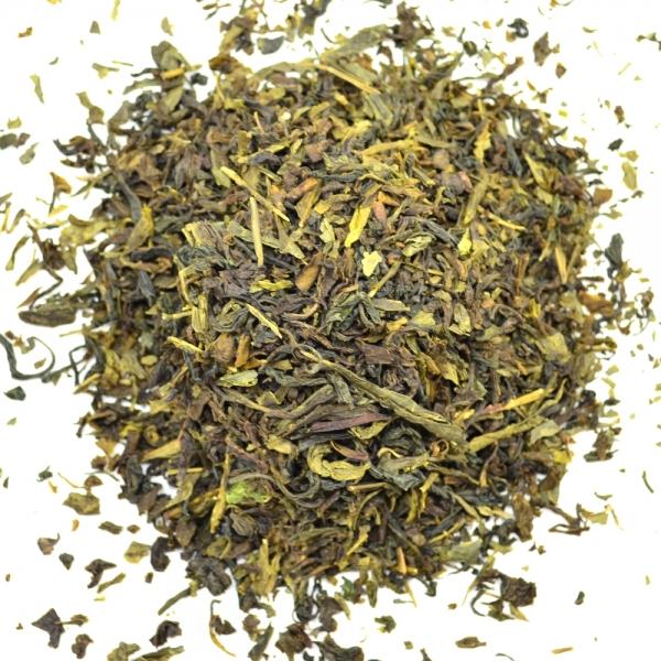 Bio Grüner Tee Green Luponde GFOP aus Tansania