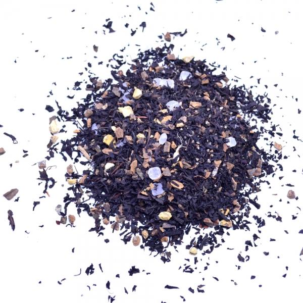 Schwarzer Tee Chakra-Chai aus Indien