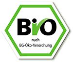 Bio-Siegel für Arganöl