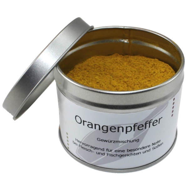 Orangenpfeffer Gewürzmischung aus dem Orient 70g