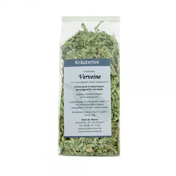 Verveine Tee Verbenblätter vom Zitronenstrauch