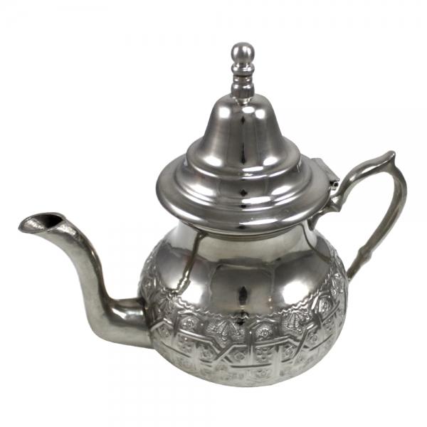 Orient Teekanne Tahira aus 1001 Nacht handgefertigt aus Marokko