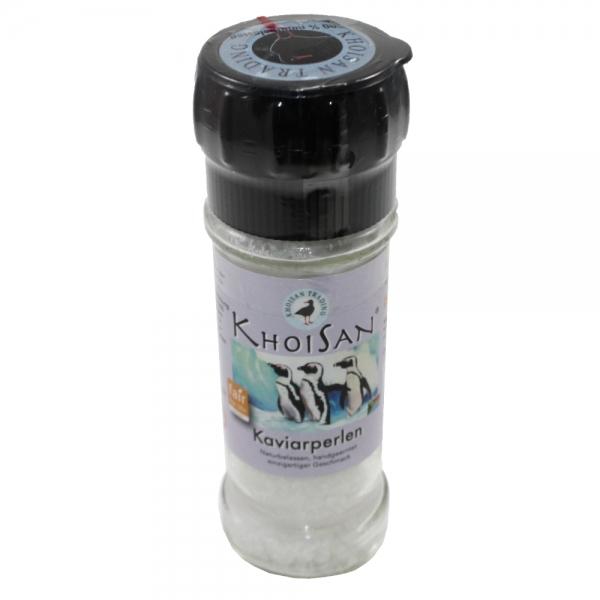 Meersalz Kaviarperlen Salz aus Südafrika handgeerntet und FairTrade