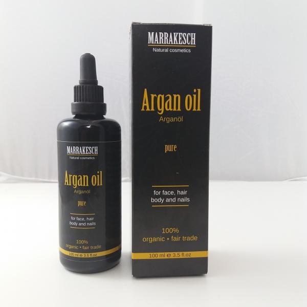 MARRAKESCH Arganöl  ür Haut und Harre 100ml mit Pipette