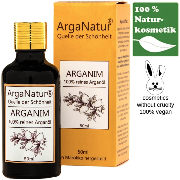 Arganöl Arganim für Haut und Haar 50ml