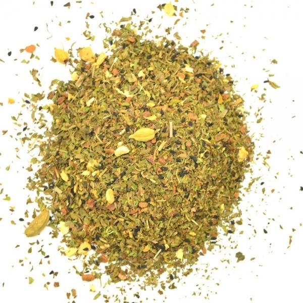 Bio Saharatee ayurvedischer Gewuerztee Tee lose