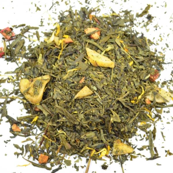 Bio Grüner Tee Midas lose