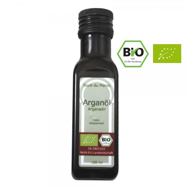 Bio Arganöl natives Speiseöl 100ml
