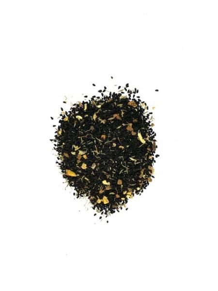 Der Schwarzkümmel-Tee ayurvedische Vata Mischung