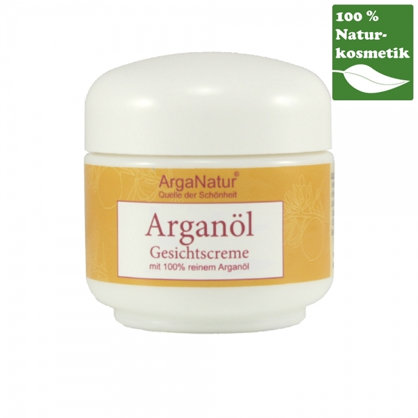 argan l gesichtscreme von arganatur 50ml argan l tee und gew rze. Black Bedroom Furniture Sets. Home Design Ideas
