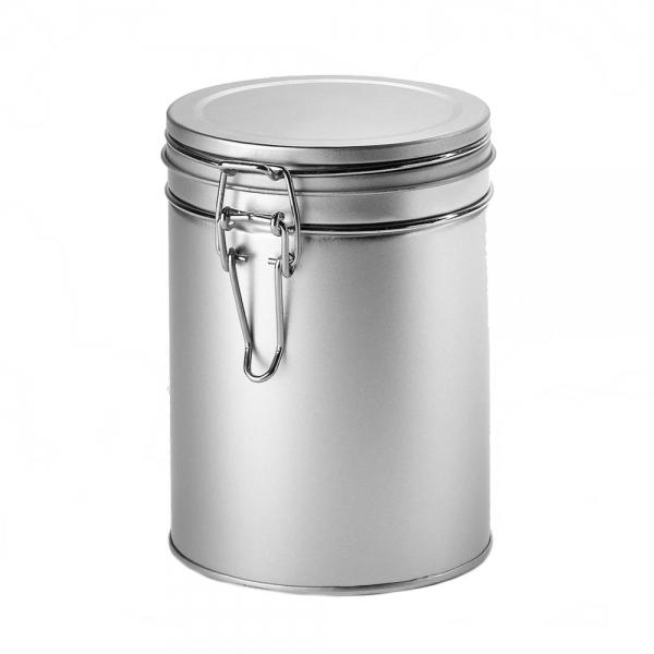 Teedose 100g mit Bügelverschluß