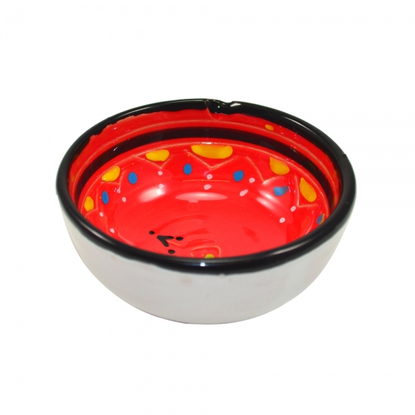 Orient Keramik Schale Cera Handarbeit aus Tunesien
