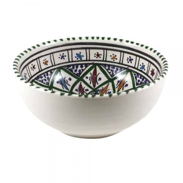 Keramik Schale orientalisch Akhdir