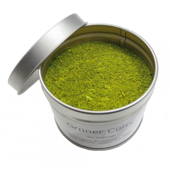 grünes Curry Gewürzmischung