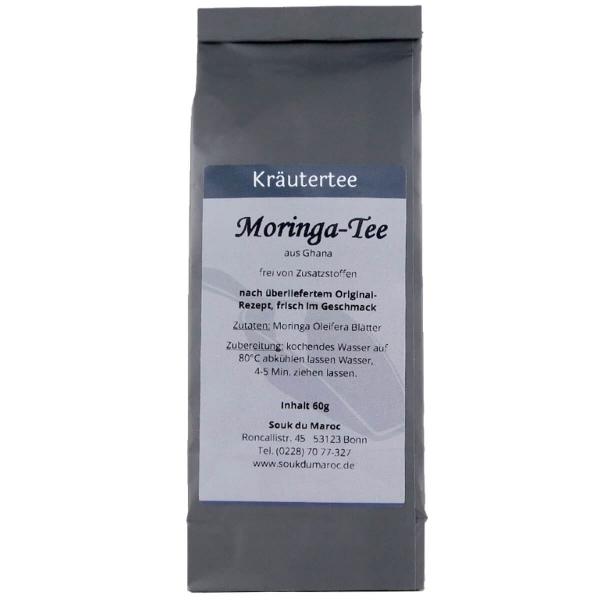 Kräutertee Moringa aus Ghana
