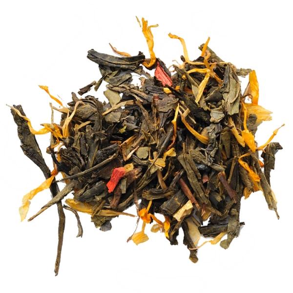 Grüner Tee Orient-Star als Teemischung