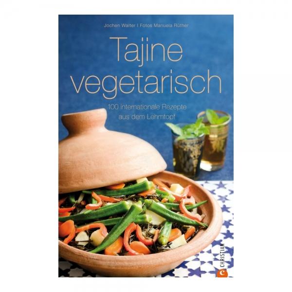 Kochbuch Tajine vegetarisch  Rezeptbuch von Jochen Walter